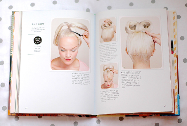 Vintage Hairstyles: Simple Steps for Retro Hair with a Modern Twist review