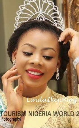 Miss Tourism Nigeria 2014 winner Collete Nwadike releases new pics