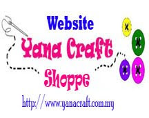 WEBSITE YANA CRAFT SHOPPE