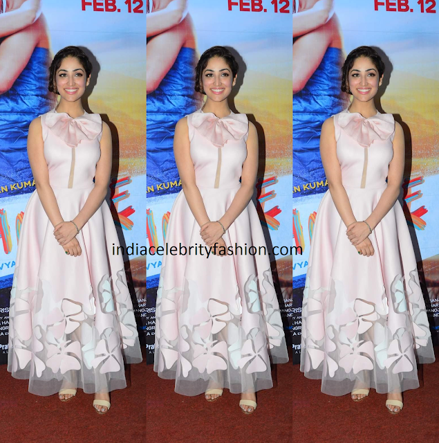 Yami Gautam in Dolly J Dress