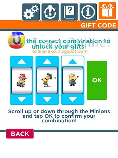 Despicable Me: Minion Rush Gift Codes 3