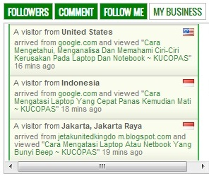 Cara Membuat Menu Tab Multi Widget Di Blog