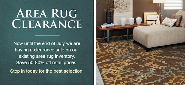 Area Rug Clearance 50-80% at Kermans