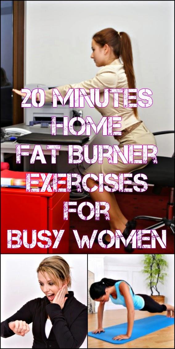 HASS BODYBUILDING: 20 Minutes Home Fat Burner Exercises ...