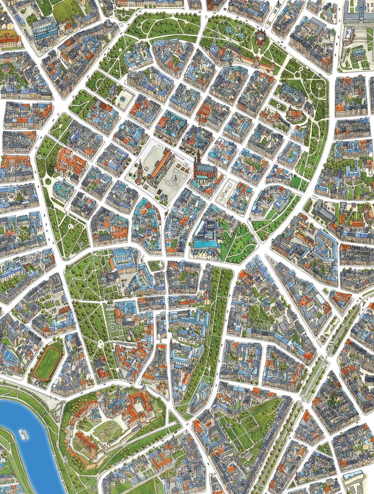 Delia Potamianou Maps