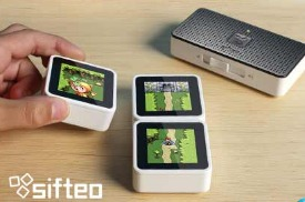 Sifteo+cubes New Sifteo Cubes: Interactive Educational Gaming Better Than Ever