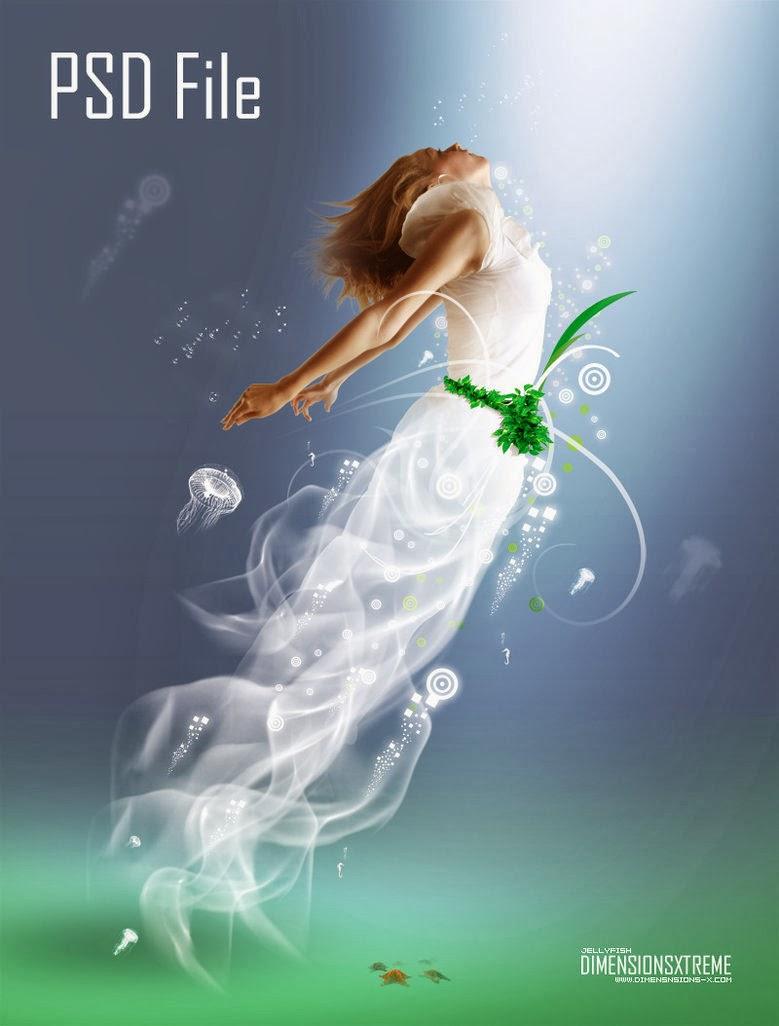 Membuat Manusia Melayang Di Air...  cara edit manusia air... manipulasi orang/ manusia terbang di air... manusia menyelam di air dengan photoshop... membuat manusia basah dengan air... membuat manusia mengambang di air... tutorial photoshop manusia tenggelam di air laut...