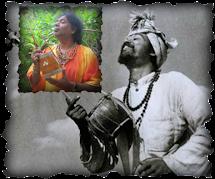 Babu Kishan's guru Nabani Das Baul