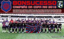 Bonsucesso Campeão Copa Rio 2019.