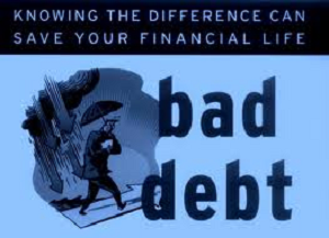 Classification of Bad Debt Expense