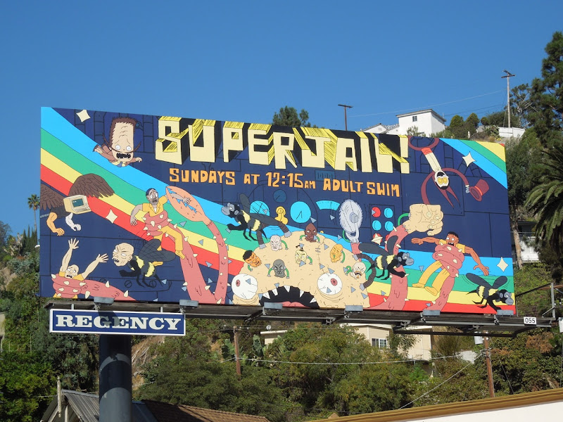 Superjail season 3 billboard