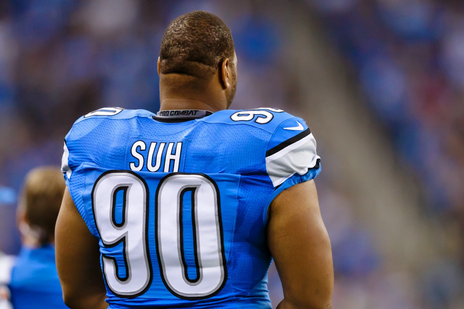 Detroit Lions — Keep an eye on Ndamukong Suh, Cam Newton starting with coin toss