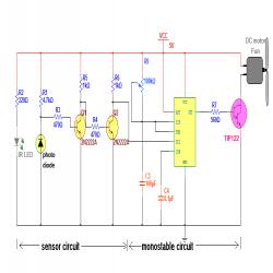 simple smart dc fan circuit diagram circuit diagram Cooling Fan Circuit Diagram simple smart dc fan circuit diagram 1