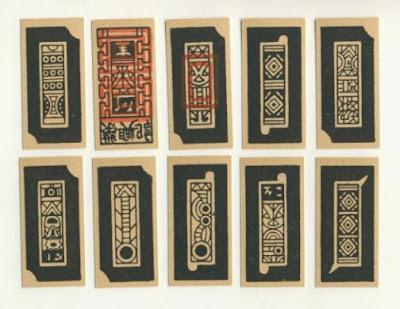 китайские игральные карты