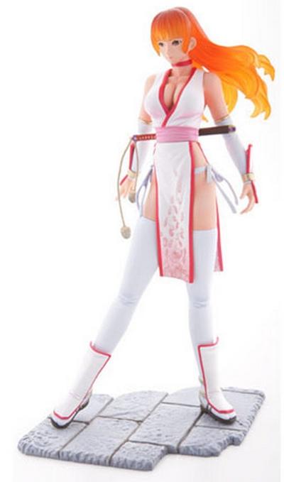 Kasumi PVC figure Kaiyodo