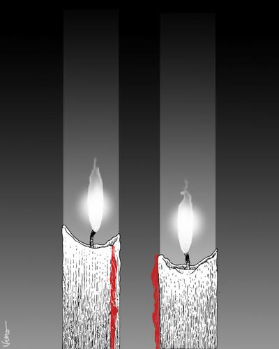 9/11 In Memoriam by Wan Dahl NEM0