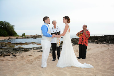 Ewa Beach Wedding Minister