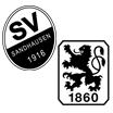 SV Sandhausen - TSV 1860 München