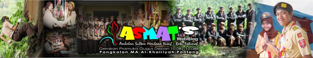 Pramuka MA Al-Khairiyah Pontang
