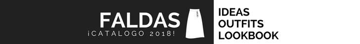 Faldas   Moda 2017 - 2018