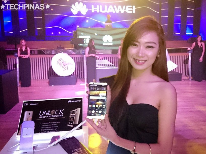 Huawei Ascend Mate7 Philippines
