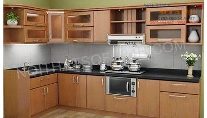 Tủ bếp TB044