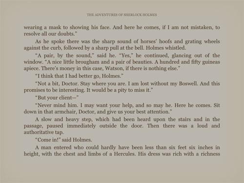 Background Kindle8