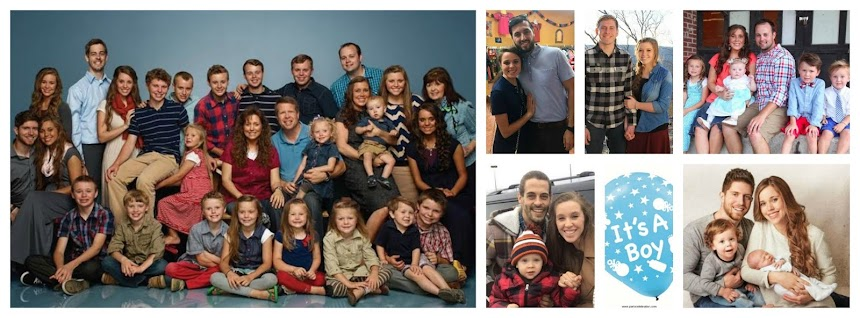 The Duggar family Blog