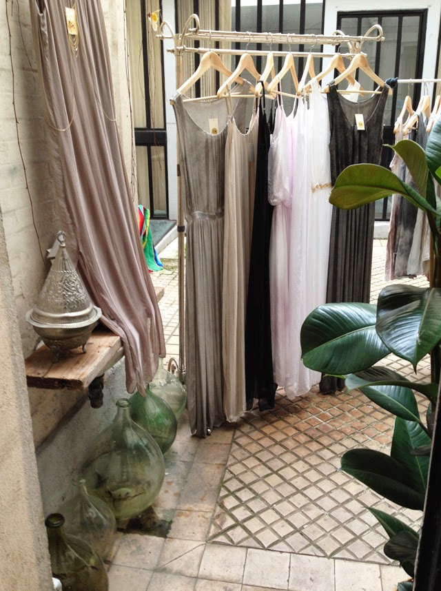 Boutique Ici rue Charlot Paris ©lovmint