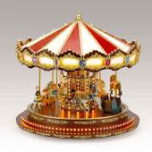 Stoffen carrousel