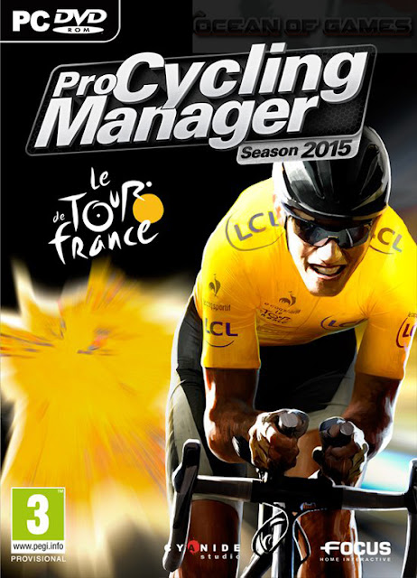 Pro Cycling Manager 2015 Free Download PC