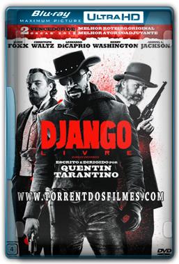 Django (2013) Torrent - Blu-Ray Ultra HD 720p | 1080p Dual Áudio