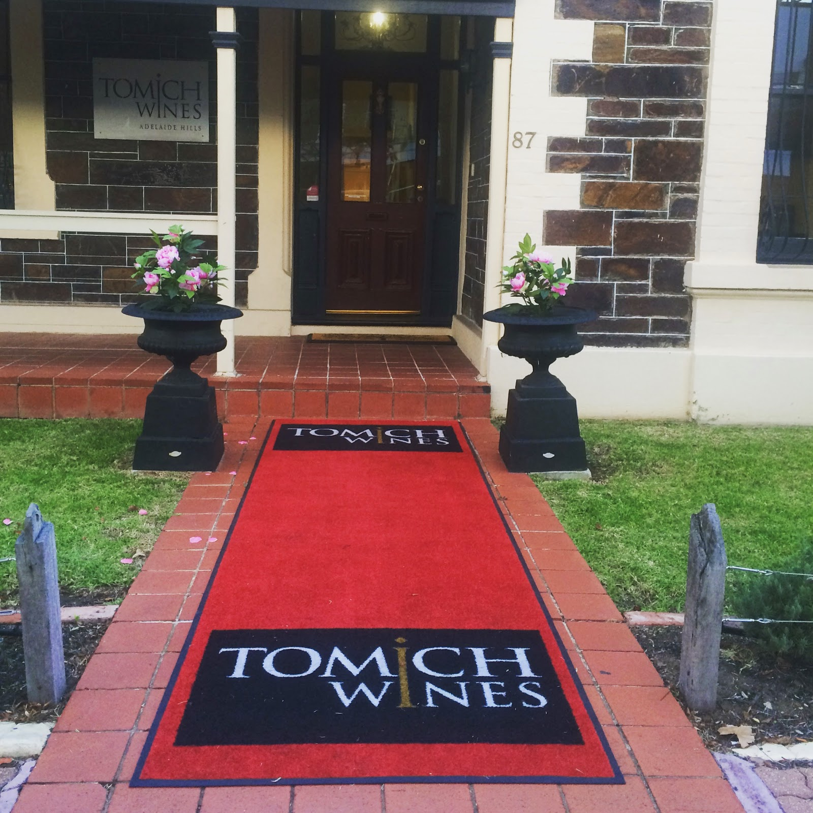 Tomich Wines, Unley cellar door