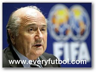 Presidente De La FIFA Cuarto Mandato