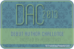 2013 Debut Author Challenge