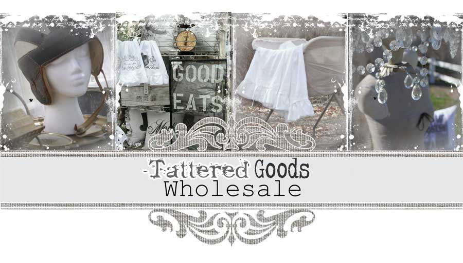 Tattered Goods Wholesale Catalog