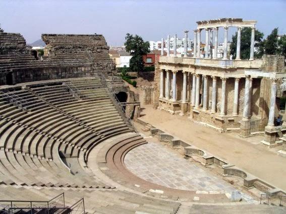 Baños Roma Obra De Teatro:Arte Dramático: Teatro en Roma (Antigua)