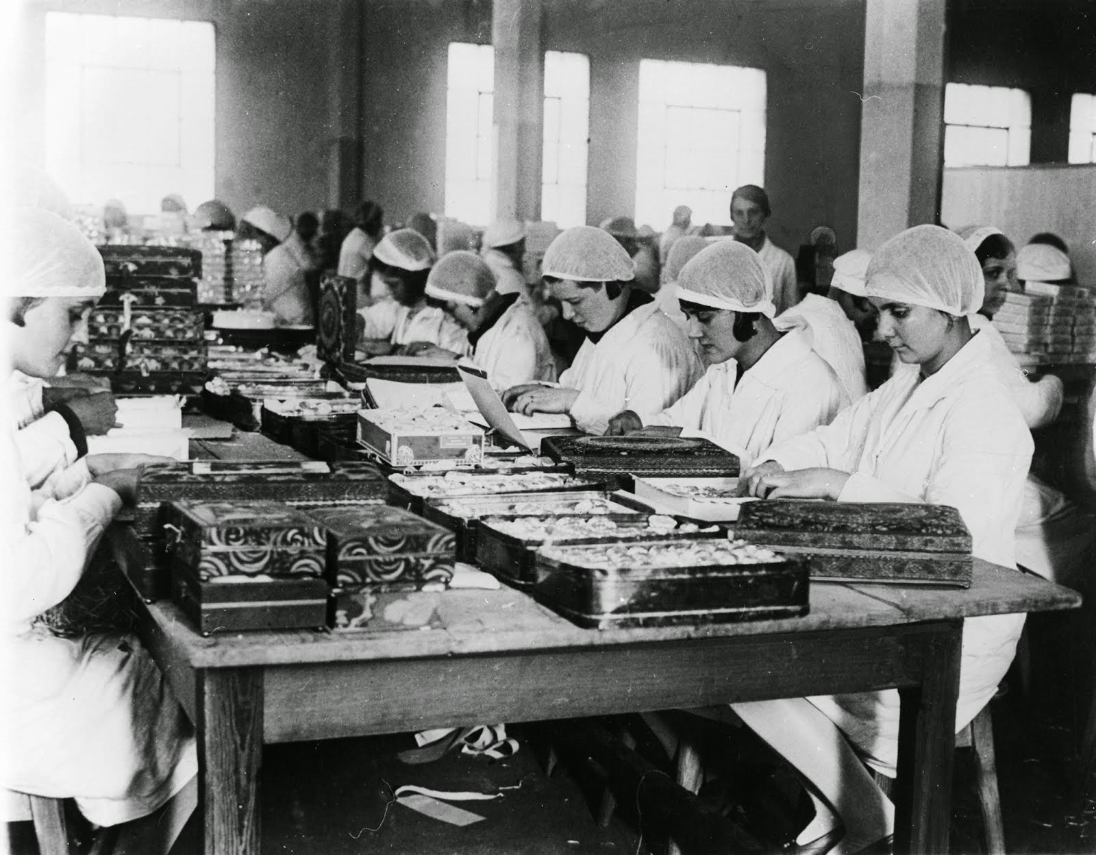 Fabrica de Bombones