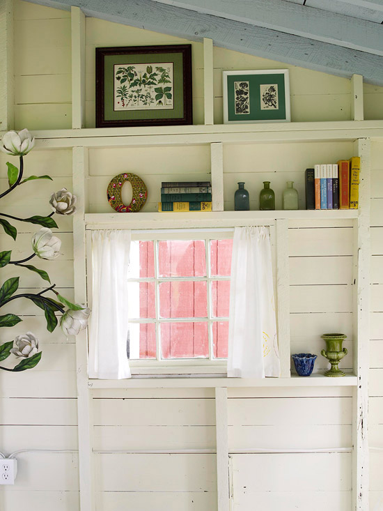 Chic Porch Room Summer 2013 Decorating Ideas ~ Decorating Idea
