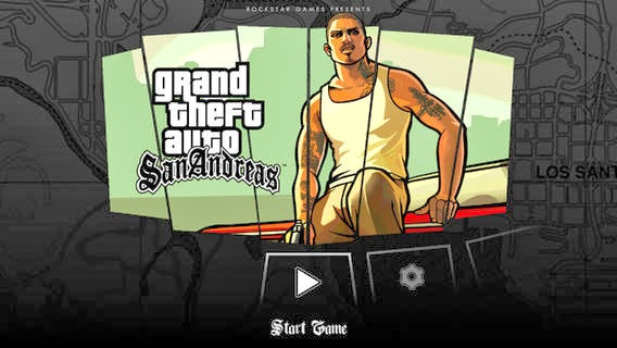 Download Grand Theft Auto San Andreas Apk