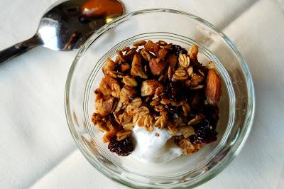 Crunchy Nut Granola