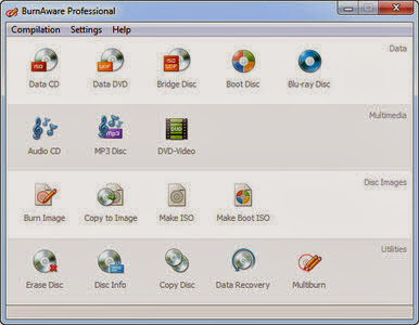 download BurnAware 6.8 professional