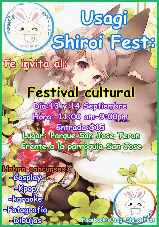 USAGI SHIROI FEST 2014