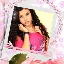 Efeito Polaroid com 3 rosas