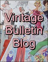 I'm contribute to the Vintage Bulletin Blog