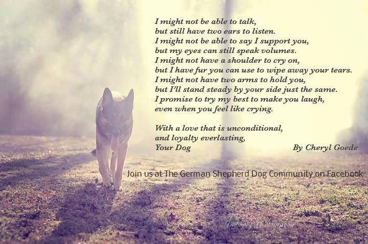 poems about love and loyalty