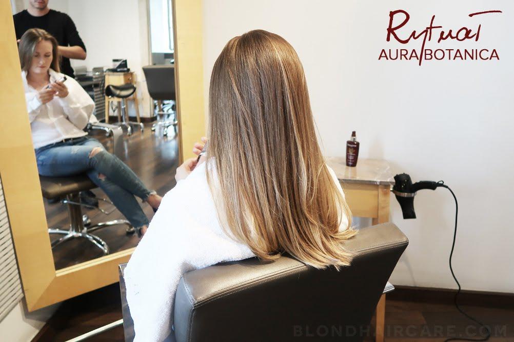 Naturalny Rytuał fryzjerski Aura Botanica