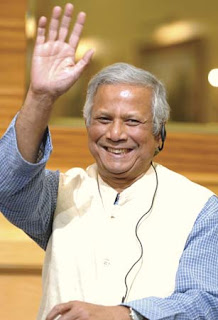 muhammad yunus microfinance grameen bank social business