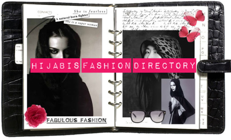 {{ HIJABIS FASHION DIRECTORY}}