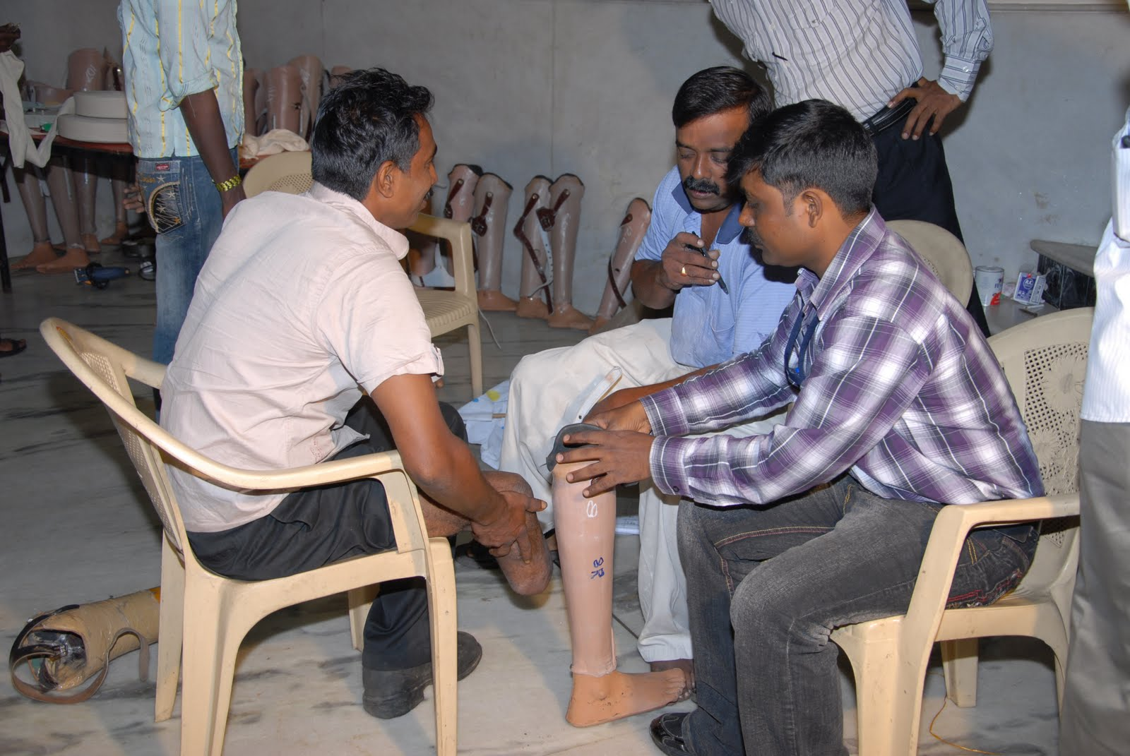 Sri Perumal Orthotic Center